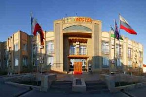 Asia Hotels Samarkand