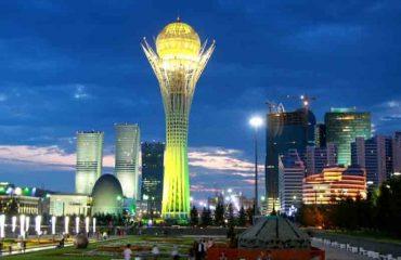 Bayterek Monument Astana