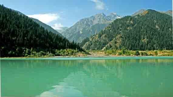 Issyk Lake Almaty