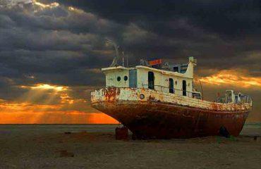 Muynak sementary of ships