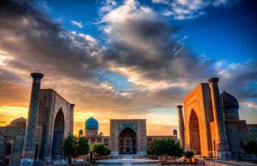Registon-Square-Samarkand
