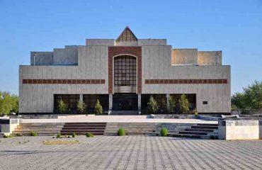 Savitsky museum Nukus city