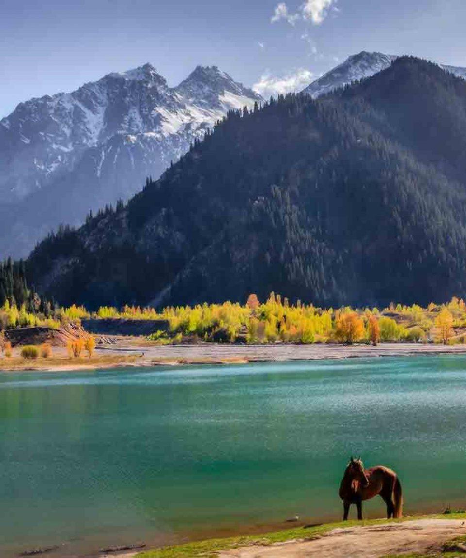 lake-issyk-kazakhstan