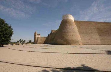 Ark Citadel Bukhara