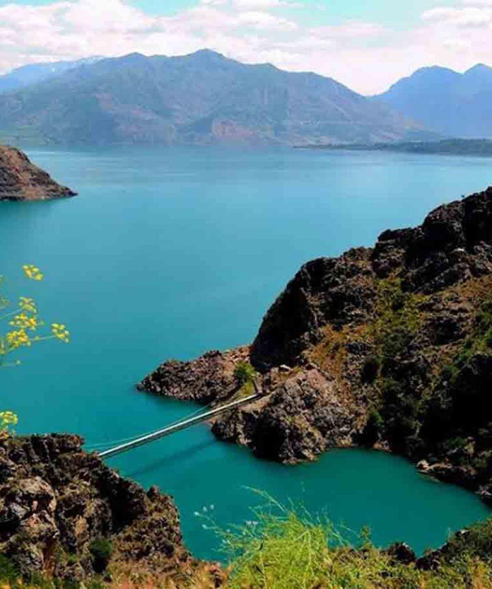 Charvak Lake Tashkent