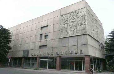 Frunze Museum Bishkek