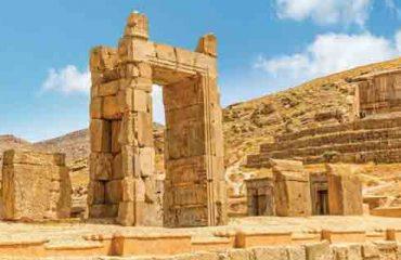 IRA Ruins Persepolis