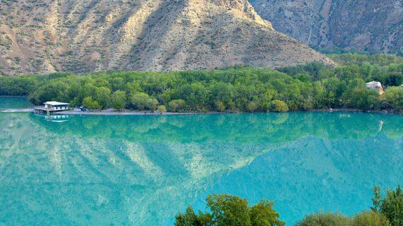 Iskandarkul, Tajikistan