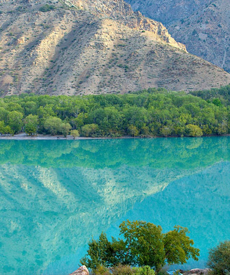 Iskandarkul Tajikistan