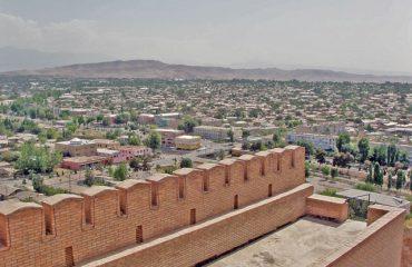 Istaravshan city