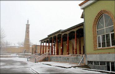 Khazrati Shoh mausoleum, Istaravshan