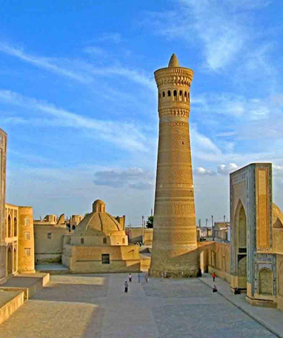 Minarai Kalyan Bukhara