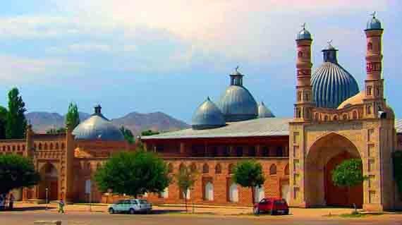 Uzbekistan Extensional Tour