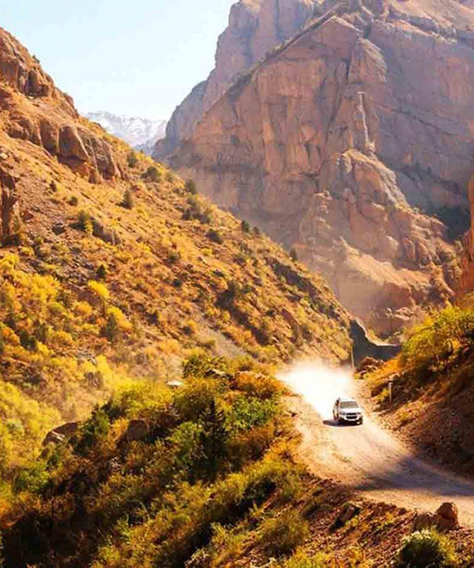 adventure tours in Tajikistan