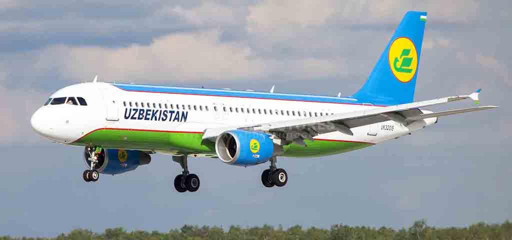 Uzbekistan Flights – Uzbekistan Airways
