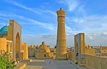 Minarai Kalyan, Bukhara