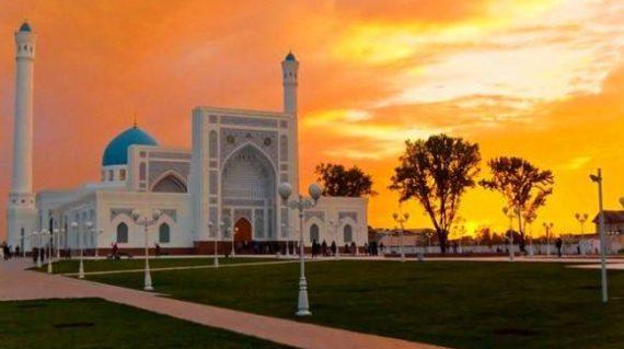 Mosque MInor, Tashkent