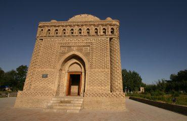 Samanid's Mausoleum. Bukhara